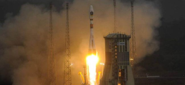 Soyuz-Kourou