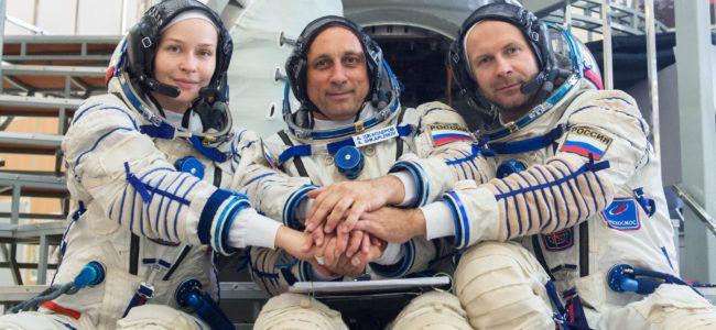 ISS-66 crewmembers